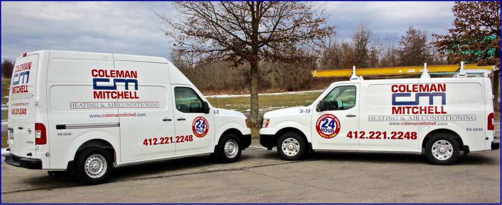 Coleman Mitchell Heating & Air Conditioning Cecil, PA